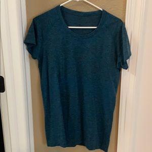 Lululemon Swiftly Tech Short Sleeve Shirt, Sz 12
